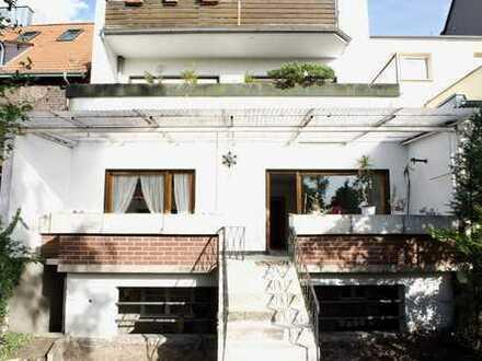 Haus im Haus mit eigenem Süd-West Garten
