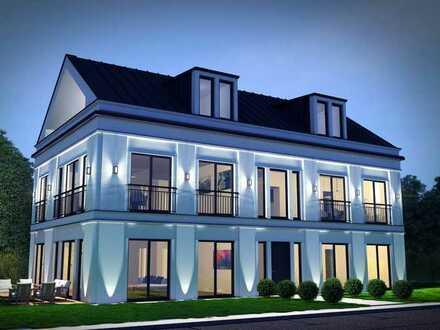 Grundstück mit Baugenehmigung für ein 1-Familienhaus/ 2-Familienhaus