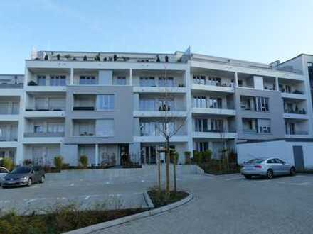 EG - Wohnung mit großzügiger Terrasse im exklusiven Neubau im Stadtzentrum
