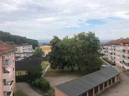 Schön geschnittene 3-Zimmer-Wohnung mit Balkon