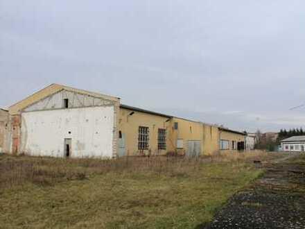 + Maklerhaus Stegemann + ehemaliges Fabrikgelände in Anklam