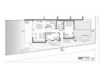 Vollständig sanierter Bungalow mit drei Zimmern in Neuss (Rhein-Kreis), Neuss