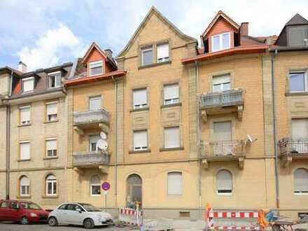 Eigennutzer oder Kapitalanleger aufgepasst: Gepflegte 2-ZKB-Wohnung in Mannheim Luzenberg!