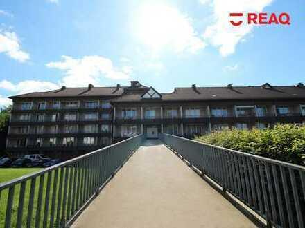 Moderne 2-Zimmer Wohnung mit 2 Balkonen in gepflegter Wohnanlage!