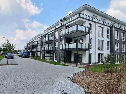 NEUBAU ERSTBEZUG - Exklusive 2-Zimmer-Wohnung in Dortmund Hohenbuschei mit Einbauküche und Balkon
