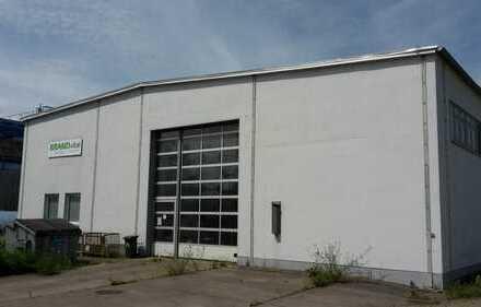 COURTAGEFREI Lager- und Produktionshalle in Schwerin-Görries