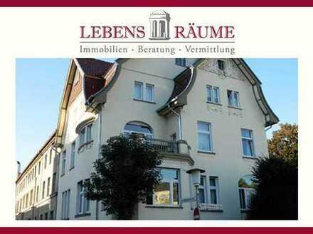 + Bismarckviertel + Großzügige 4-Zi.Wohnung im historischen Altbau +