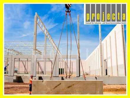 PROVISIONSFREI: ca. 33.975 m² Lager/Logistikhalle *NEUBAU / ERSTBEZUG*