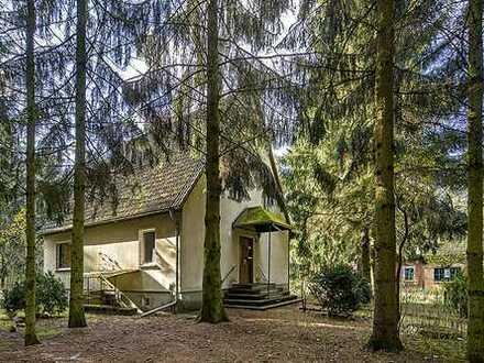 Schorfheide! Idyllisches Wohngrundstück in Alleinlage