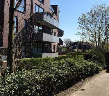 Schöne 2-Zimmer-Wohnung mit Balkon und Garagenstellplatz zur Miete in Oldenburg