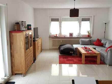 Schöne 2,5-Zimmer-EG-Wohnung mit Balkon in Dannstadt-Schauernheim