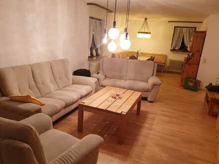Gepflegte 2,5-Zimmer-Wohnung mit Terrasse in Lenzkirch
