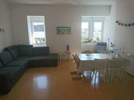 Großzügige und helle 4-Zimmer Wohnung in der Weststadt