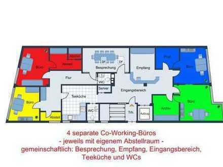 *** Co-Working-Büros mit Aufzug in Brackenheim ***