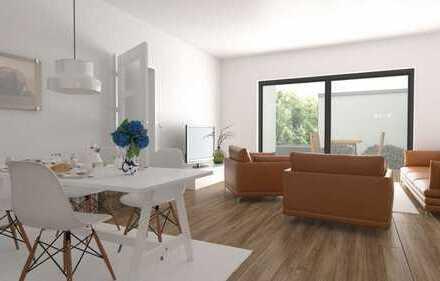 """3/19 - 2 Zimmer """" R O L L I """" Wohnung - kreativ - hell - modern - 50 qm Wohnzimmer & offene Küche"""