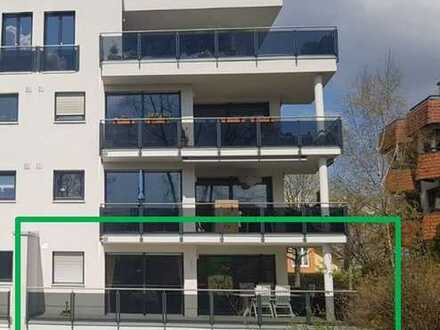 Ruhige, neuwertige 2-Zimmer-Terrassenwohnung im Kurort Waldbronn nähe Therme