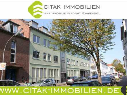 3 Zimmer Wohnung mit Balkon und Einbauküche in Köln-Ehrenfeld