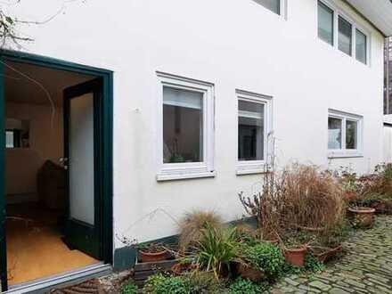 Schicke Maisonette-Wohnung in ruhiger Altstadtlage