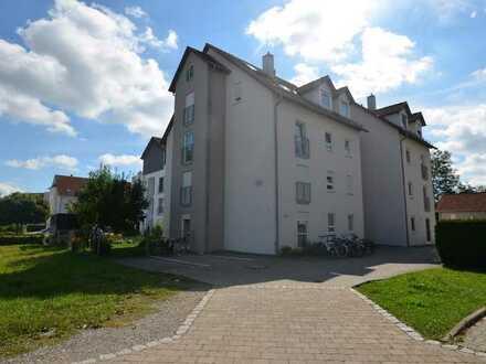 Top gepflegte 4-Zimmer-Eigentumswohnung in absolut ruhiger, zentrumsnaher Wohnlage in Bad Buchau