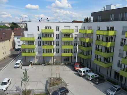 Top 2-Zimmer-Wohnung, Neubau Passiv-Haus, Zentrumsnah