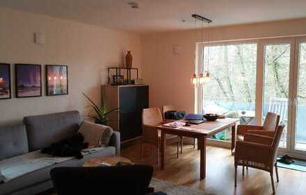 Moderne und lichtdurchflutete 2,5-Zimmer-Wohnung mit EBK und Balkon in Wandsbek/Tonndorf, Hamburg