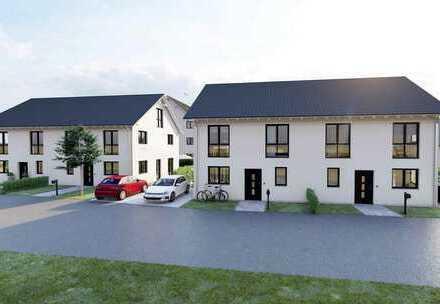 Neubau-Doppelhaushälfte in Esebeck