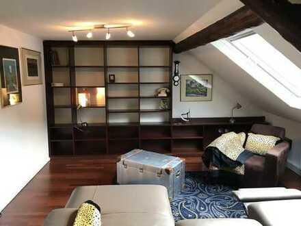 gut ausgestattete Wohnung zu vermieten