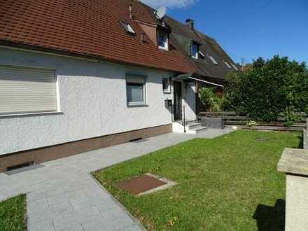 Schönes Haus mit sechs Zimmern und großem Garten in Augsburg, Hammerschmiede