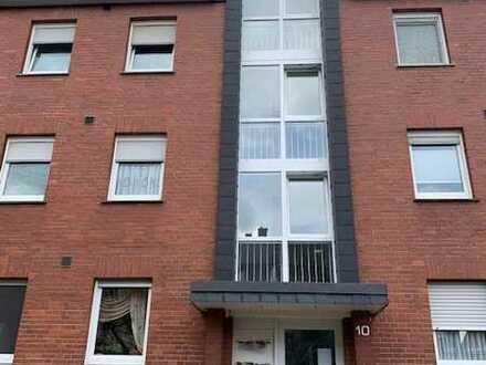 Helle und großzügige Wohnung in Rheine zu vermieten!