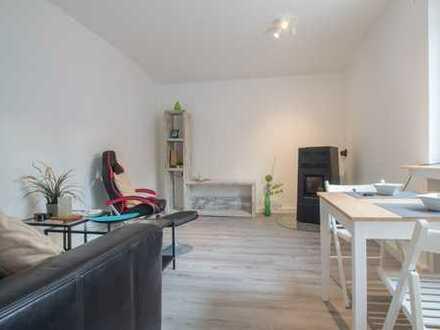 Möbelierte 2-Zimmer-EG-Wohnung mit separatem Eingang und PKW-Stellplatz! Bielefeld - Stieghorst