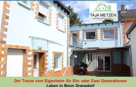 Leben und Wohnen in Dransdorf Der Traum einer jungen Familie vor den Toren von Bonn
