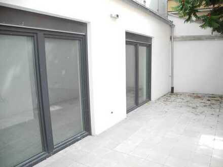 Elegante 1 Zimmer Wohnung mit Terrasse in einem Neubau