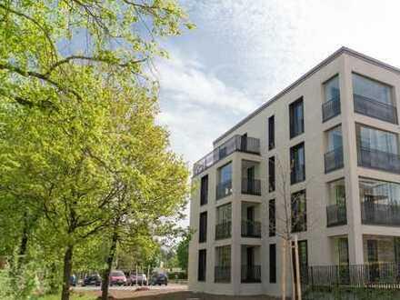 Erstbezug: großzügige 2-Zimmer-Wohnung mit Einbauküche in Haar