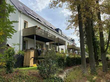4 - Zimmer-Maisonette-Wohnung im Grünen und doch alles in der Nähe
