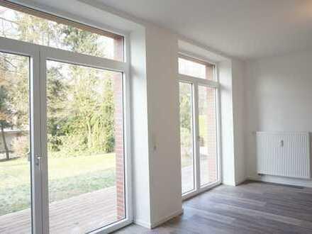 Moderne, familienfreundliche 4-Zimmer-Wohnung mit Terrasse und großem Garten!