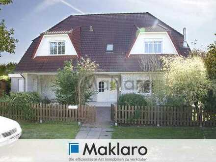 Großzügiges Ein/Zweifamilienhaus mit Garten und Terrasse in Neuenkirchen