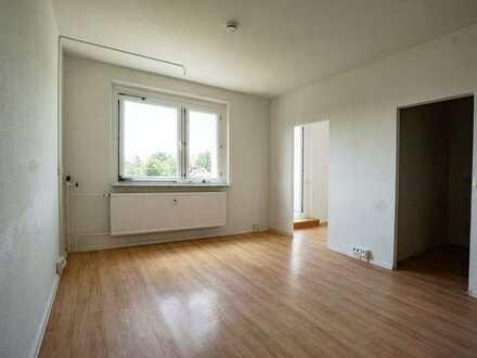 Wohnen fuer Senioren! 1Raumwohnung + Aufzug + Balkon