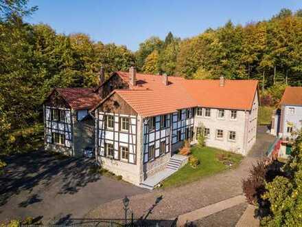 Wie ein Reihenhaus! Exklusive 3 ZKB-Wohnung in idyllischer Lage in Bielefeld-Sieker Schweiz!