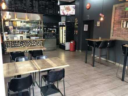 Gastronomie Zentrale city-west lage in unmittelbarer nähe zum ku'damm mit Ausschank & Terrasse