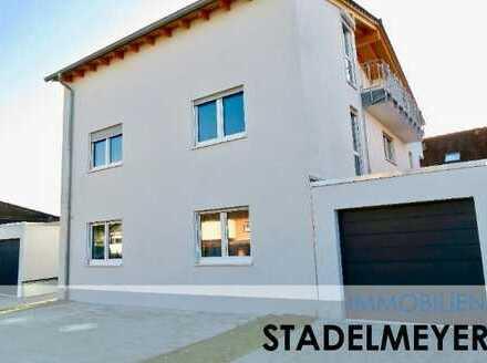 Eine Wohnung zum Verlieben... 4 ZKB im ruhigen 3-Familienhaus (Neubau-Erstbezug)