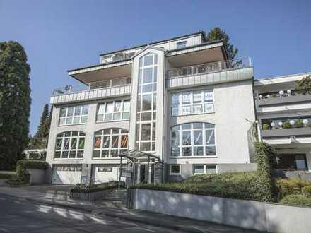 großzügig geschnittene 2-Zimmer-Wohnung mit Terrasse