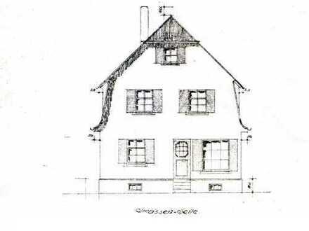 Provisionsfrei: freistehendes Zweifamilienhaus in Filderstadt