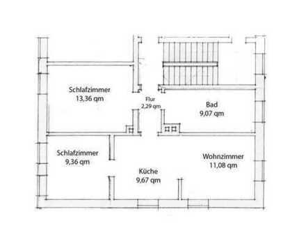 Schöne drei Zimmer Wohnung in Augsburg, Innenstadt