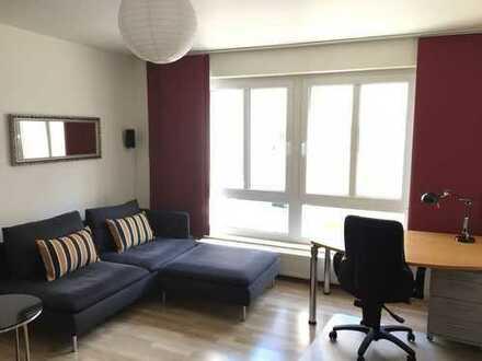 Gut geschnittene 1-Zimmer-Wohnung in Darmstadt Zentrum