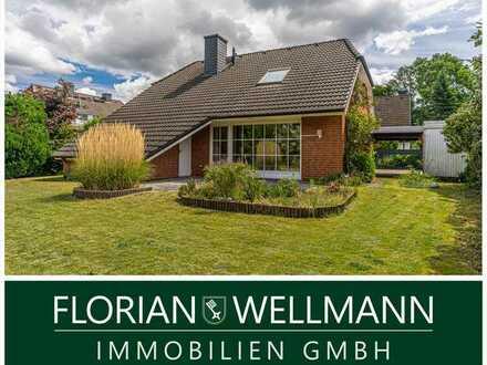 Bremen - Oberneuland | Großzügiges, gut gepflegtes 5-Zimmer-Einfamilienhaus in ruhiger Ortslage