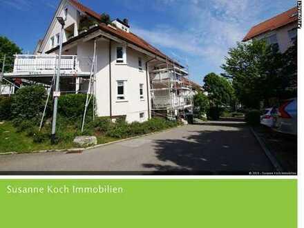 Tolle Lage, 2 Zimmer-Wohnung, inklusive TG-Stellplatz, am Naherholungsgebiet Weilerhau