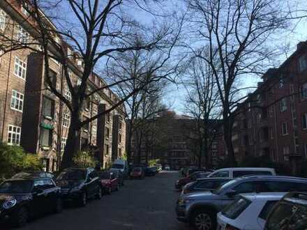 Schöne drei Zimmer Wohnung in Hamburg, Eppendorf