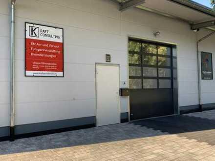 Gewerbehalle zu vermieten in Mühlheim PROVISIONSFREI