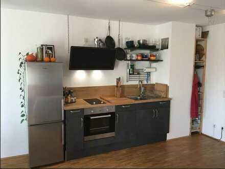 Schöne, helle 2-Zimmer-Wohnung mit Südbalkon
