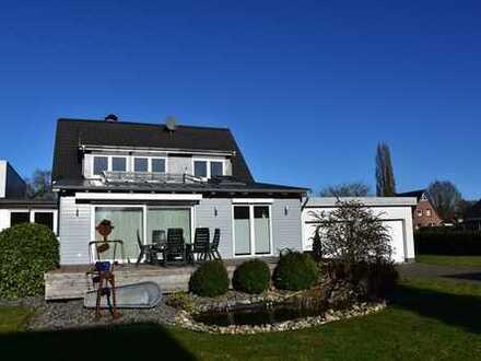 Edewecht-Friedrichsfehn: Saniertes Anwesen mit Anbaumöglichkeiten in ruhiger Lage, Obj. 5062